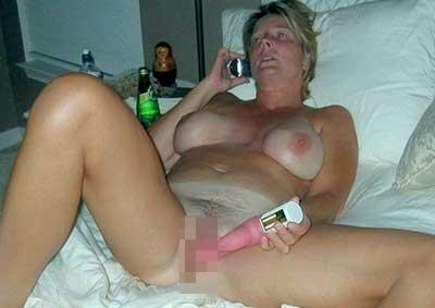 Analschlampe beim Telefonsex